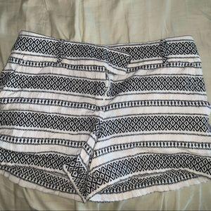 Loft size 2 jean shorts